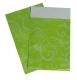 Paperbag GREEN CIRRUS 13 x 18 cm