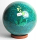 Ball (Sphere) Chrysocolla No. 60