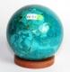 Ball (Sphere) Chrysocolla No. 61