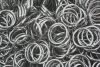 Hematite Rings round 3 mm