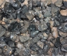 Black Obsidian Rough stones, unwashed 25 kg
