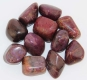 Ruby Tumbled Stones India Size L