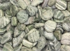Silver Eye Serpentine (Chrysotile-Serpentine) Tumbled Stones Size S