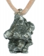 Pendant Meteorite with pin size XL