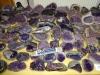 Amethyst polished, Brazil