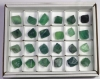 Box of Fluorite Octahedron, 24 pieces