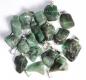 Pendent tumbled Emerald