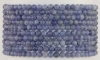 Bracelet Ball faceted 3-4 mm Tanzanite