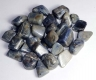Saphir pierres roulées B-qualité