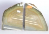 Agate bookends, Pair No. BE2